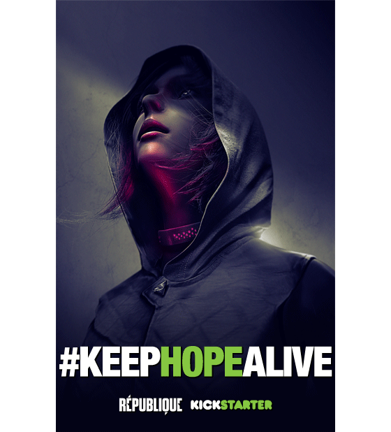 Kickstarter project for Republique