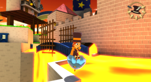 Kickstarter for A Hat in Time