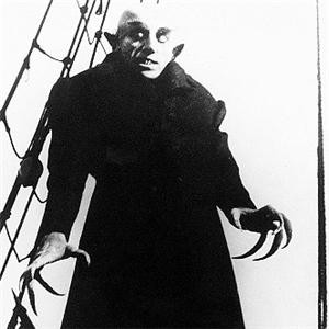 Count Orlok from Nosferatu