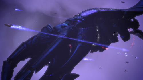 Sovereign the Reaper from Mass Effect