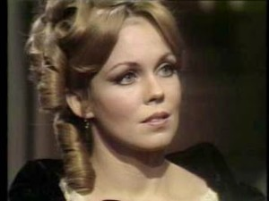 Angelique, from Dark Shadows