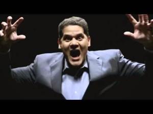 Reggie at E3 2014