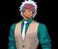 Ace Attorney - Prosecutor Godot