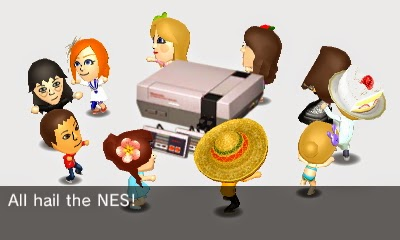 All hail the NES!