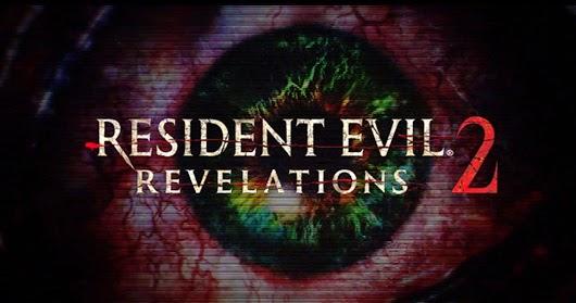 Resident Evil: Revelations 2 logo