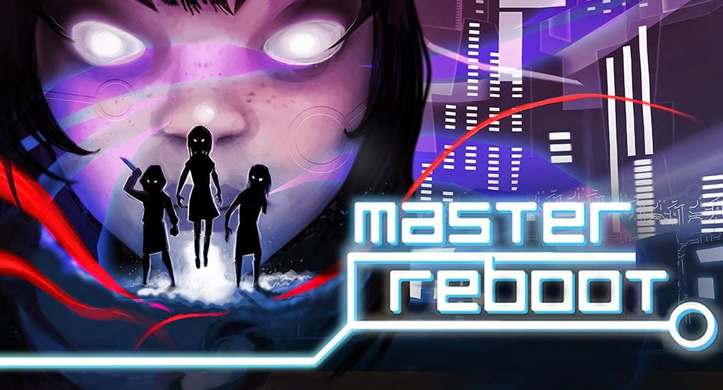 Logo for Master Reboot
