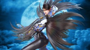 Bayonetta strikes a pose for her glorious return in Bayonetta 2, my top game of 2014