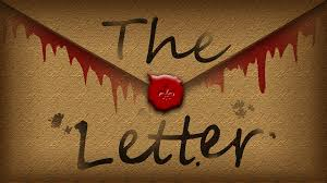 The_Letter_game
