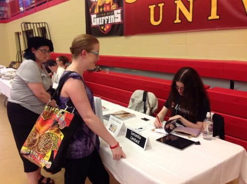 Book signing 4