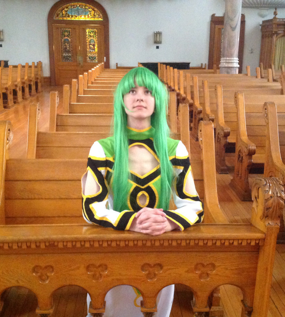 Martel cosplay pray 6