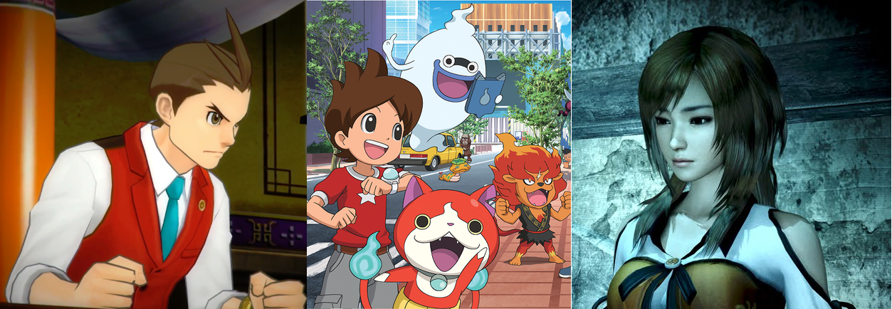 Nintendo News: Attorneys, Yokai, and Ghosts - Samantha Lienhard