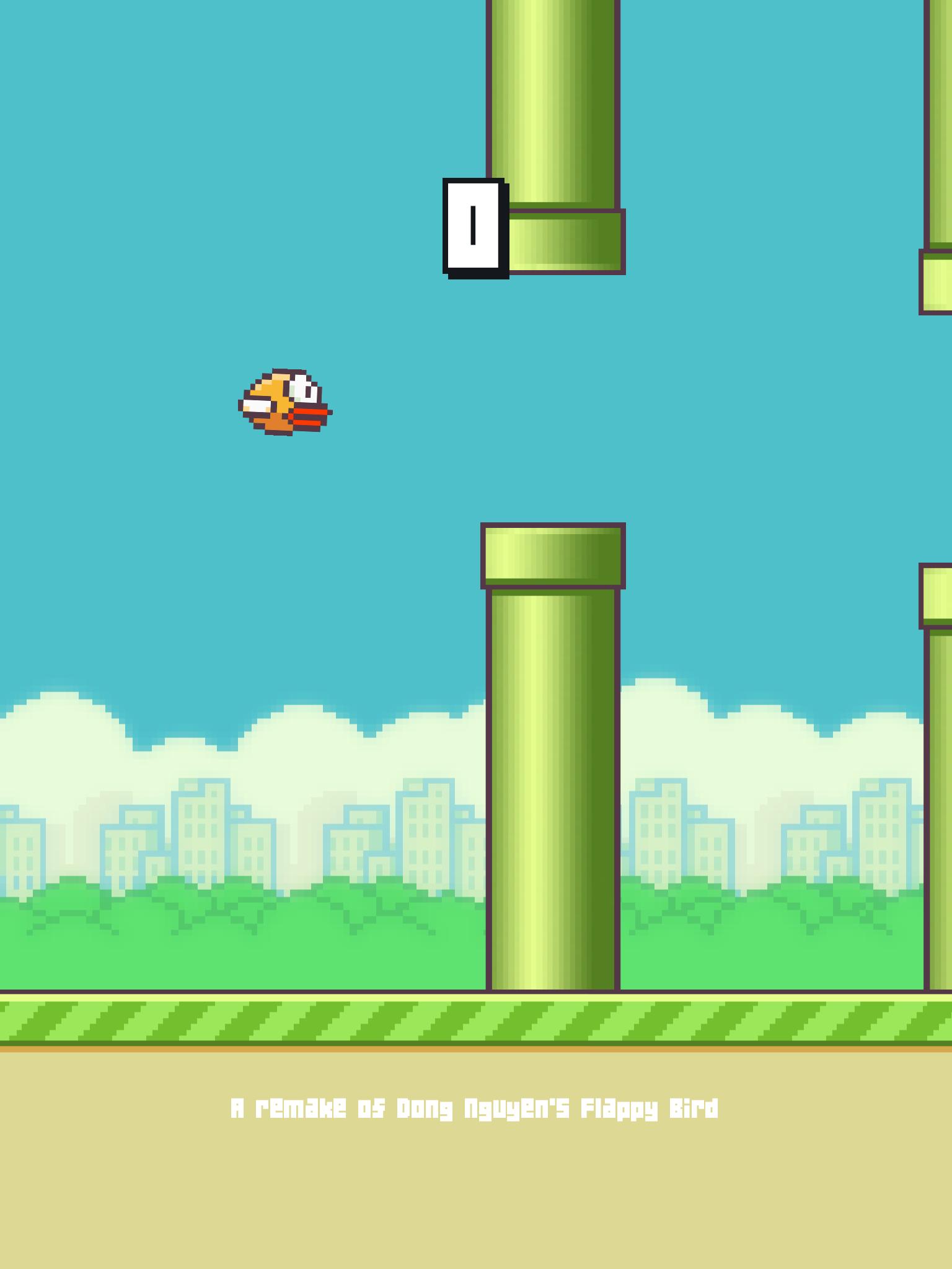 original flappy bird