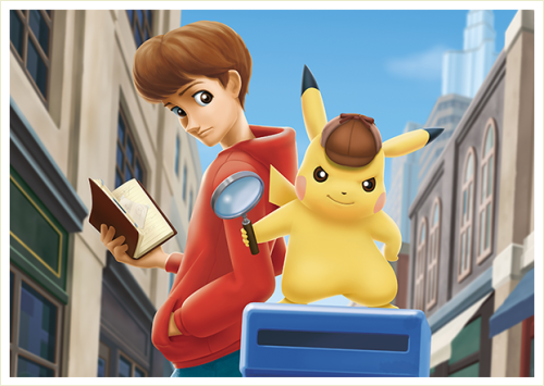 Great-Detective-Pikachu