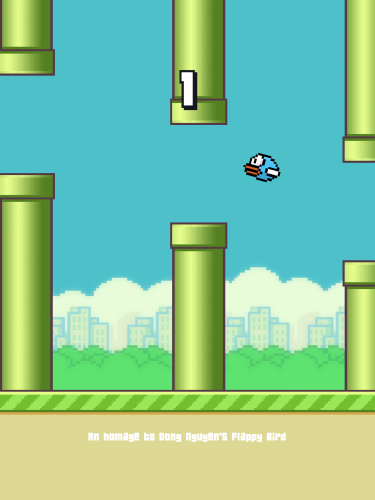Flappy-Returns-Wrong-Way