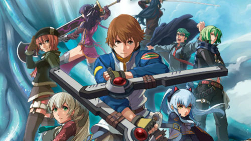 Zero No Kiseki and Ao No Kiseki (pictured) could be localized
