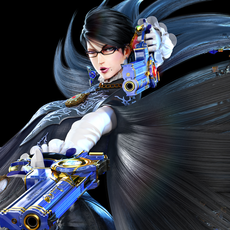 Bayonetta pipe noir les adolescents tube